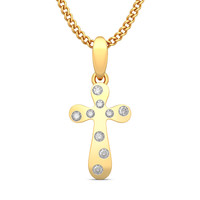 The Aden Cross Pendant