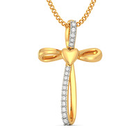 The Avery Cross Pendant