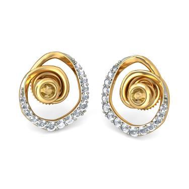How To Design fancy gold earrings for girls   Earrings For ...