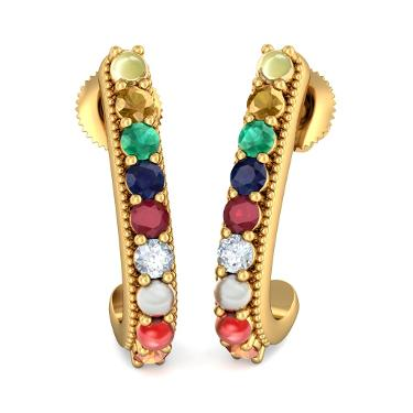 The Neer Ratna Earrings