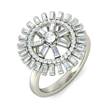The Sparkling Absolut Ring