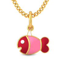 The Fishy Tale Pendant For Kids