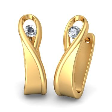 Earrings Gold Designs With Price Posted Image