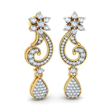 The Nrityangana Drop Earrings