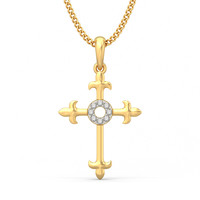The Arturo Cross Pendant