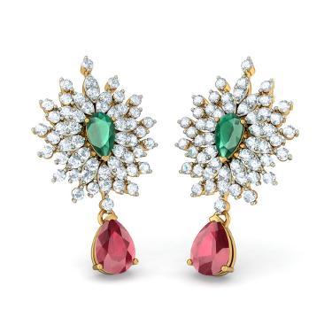 The Epitome Luxuriate Earrings