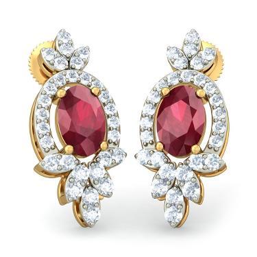 The Luxurious Floralia Earrings