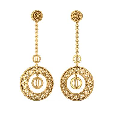 The Rachel Drop Detachable Earrings