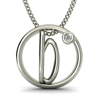 The Italia B Pendant