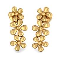 The Floralia Row Earrings