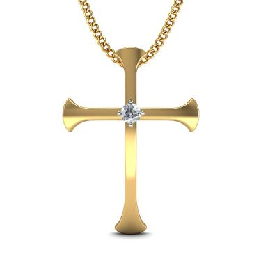 The Holy Cross Pendant