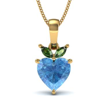 Fashion Heart Pendants