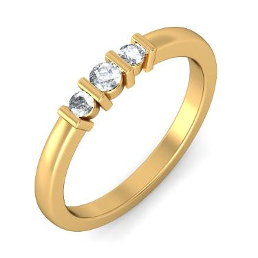 The Parnella Trinity Ring