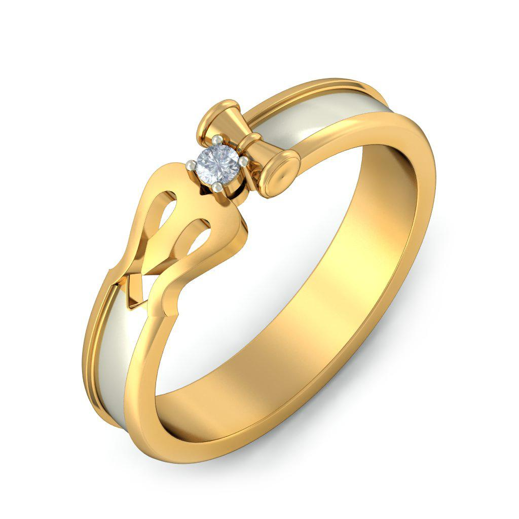 The Divine Trishool Ring For Him