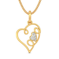 The Loving Heart Pendant