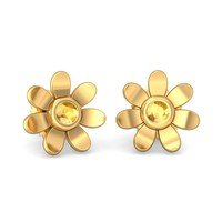 The Angelic Flower Earrings For Kids