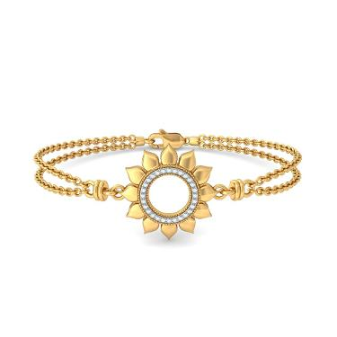 The Sunflower Of Loyalty Bracelet