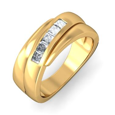 The Enchanted Twist Ring